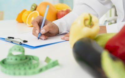 Orientación nutricional